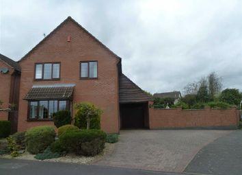 Thumbnail 3 bed detached house for sale in Lavenham Close, Whitestone, Nuneaton