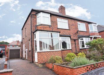 Thumbnail 3 bedroom semi-detached house for sale in Eden Crescent, Leeds