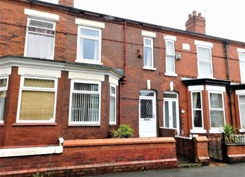 Thumbnail 3 bed terraced house for sale in Adelaide Road, Edgeley, Stockport
