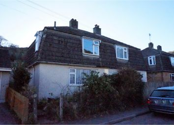 Thumbnail 3 bedroom semi-detached house for sale in Rock Avenue, Lynton