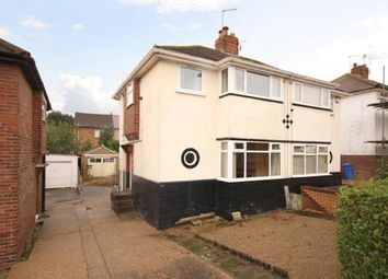 Thumbnail 3 bed semi-detached house for sale in Sharrard Grove, Sheffield, South Yorkshire