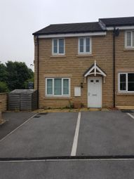Thumbnail 3 bedroom end terrace house to rent in Mill View, Huddersfield