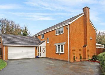 Thumbnail 4 bed detached house for sale in Whittington Road, Westlea, Swindon