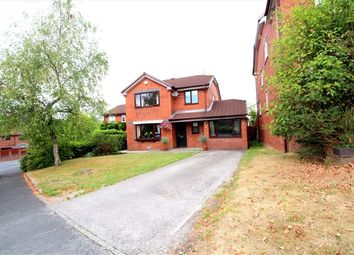 Thumbnail 5 bed property for sale in Hunts Field, Chorley