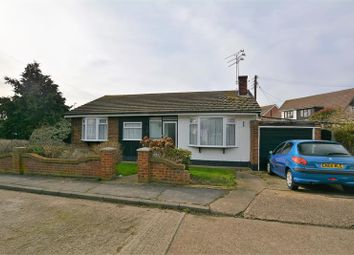 Thumbnail 3 bed detached bungalow for sale in Labworth Road, Canvey Island