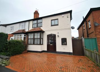 Thumbnail 3 bed semi-detached house for sale in Taylor Road, Kings Heath, Birmingham