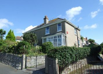 Thumbnail 3 bed semi-detached house to rent in Trevethan Rise, Falmouth