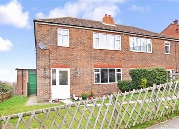 Thumbnail 3 bed semi-detached house for sale in Fairlead Road, Rochester, Kent