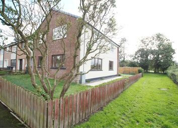 Thumbnail 2 bed flat for sale in Chapel Close, Warwick Bridge, Carlisle, Cumbria