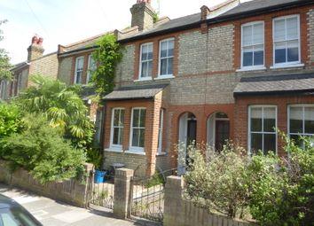 Thumbnail 3 bed terraced house to rent in Bushy Park Road, Teddington
