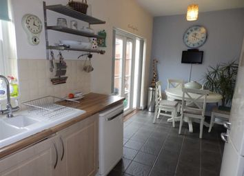 Thumbnail 4 bedroom town house for sale in Bonny Crescent, Ipswich