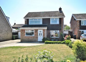 Thumbnail 4 bed detached house for sale in Ford Avenue, North Wootton, King's Lynn
