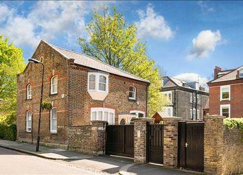 Thumbnail 3 bed detached house for sale in Belsize Lane, Park, London