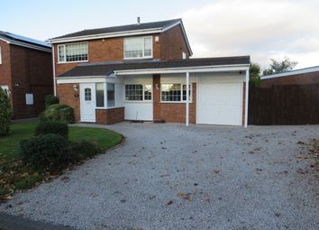 Thumbnail 4 bed detached house to rent in Kingshayes Road, Aldridge, Walsall