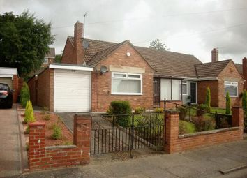 Thumbnail 3 bed semi-detached bungalow for sale in Wilsway, Throckley, Newcastle Upon Tyne