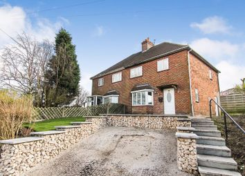 Thumbnail 3 bed semi-detached house for sale in Windmill Rise, Somercotes, Alfreton