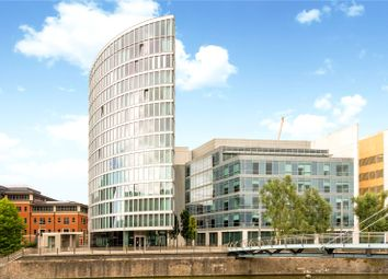 Thumbnail 3 bed flat to rent in The Eye, Glass Wharf, Bristol