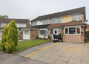 Thumbnail 4 bed semi-detached house for sale in Chervil Walk, Highfield, Wigan