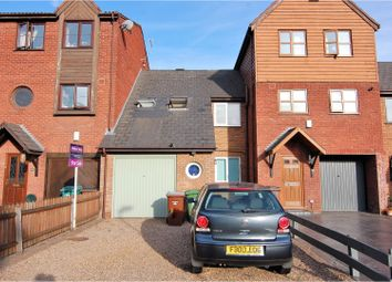 Thumbnail 3 bed terraced house for sale in Quayside Close, Nottingham