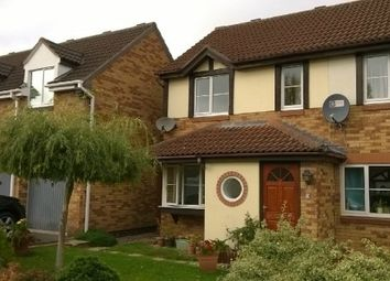 Thumbnail 2 bed end terrace house to rent in Chichester Close, Belmont, Hereford