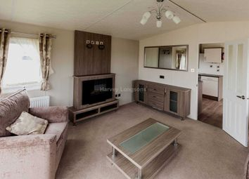 Thumbnail 2 bedroom lodge for sale in Beach Road, St. Osyth, Clacton-On-Sea