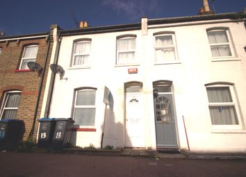 Thumbnail 3 bed terraced house to rent in Brockley Road, Margate