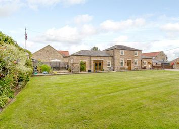 Thumbnail 3 bed detached house for sale in South Back Lane, Terrington, York
