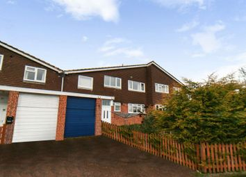 Thumbnail 3 bed flat for sale in Yew Tree Crescent, Leicestershire