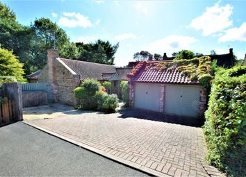Thumbnail 2 bed bungalow for sale in Manor Road, Mears Ashby, Northampton