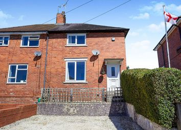 Thumbnail 3 bed semi-detached house for sale in Peveril Drive, Ilkeston, Derbyshire