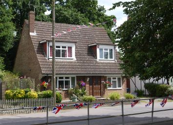 Thumbnail 3 bedroom detached house for sale in Church Road, Little Berkhamsted, Hertford