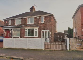Thumbnail 3 bed semi-detached house for sale in Ellison Street, Newcastle