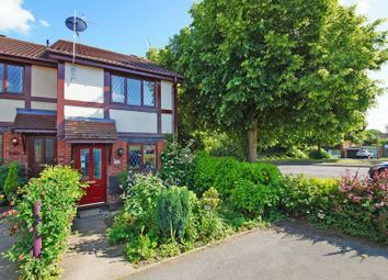 Thumbnail 2 bed terraced house for sale in Stoney Hill Close, Bromsgrove
