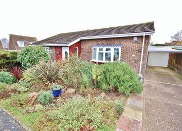Thumbnail 2 bed detached bungalow for sale in Woodfield Close, Walton On The Naze