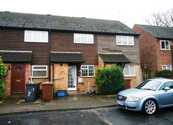 Thumbnail 2 bed terraced house for sale in Gowar Field, South Mimms Potters Bar