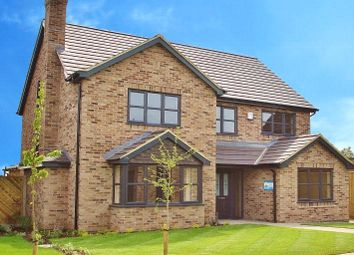Thumbnail 5 bed detached house for sale in Plot 9, The Earl, Sycamore Gardens, Cherry Lane, Wootton, North Lincolnshire