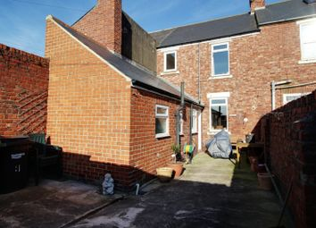 Thumbnail 3 bed terraced house for sale in New Queen Street, Newbiggin-By-The-Sea, Northumberland