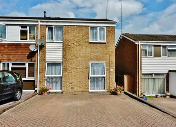 Thumbnail 3 bed end terrace house for sale in Silver Spring Close, Erith, Kent