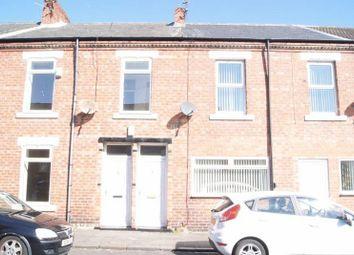 Thumbnail 2 bed flat to rent in Lynn Street, Blyth