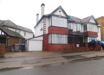 Thumbnail 4 bedroom semi-detached house to rent in Clarendon Gardens, Wembley, Middlesex