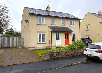Thumbnail 2 bed semi-detached house for sale in 15 Woodside Avenue, Sedbergh