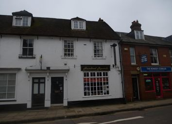 Thumbnail 2 bed flat to rent in The Hundred, Romsey
