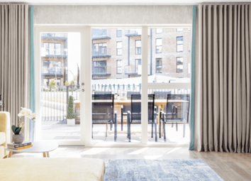 "Thumbnail 3 bed flat for sale in ""Apartment"" at Broomsleigh Business Park, Worsley Bridge Road, London"