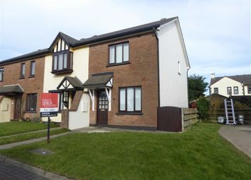 Thumbnail 2 bed end terrace house for sale in Ballagyr Park, Peel, Isleof Man