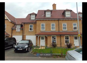 Thumbnail 4 bed terraced house to rent in Sergeant St, Colchester