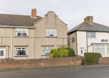 Thumbnail 3 bed terraced house for sale in Williamthorpe Road, North Wingfield, Chesterfield