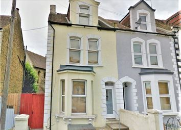 Thumbnail 4 bed terraced house to rent in Grove Road, Rochester, Kent