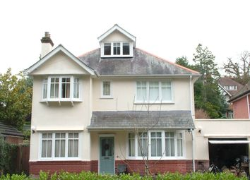 Thumbnail 4 bed property to rent in Chester Road, Branksome Park, Poole
