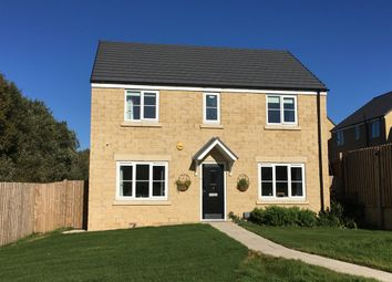 "Thumbnail 4 bed detached house for sale in ""Chedworth "" at Knotts Mount, Colne"