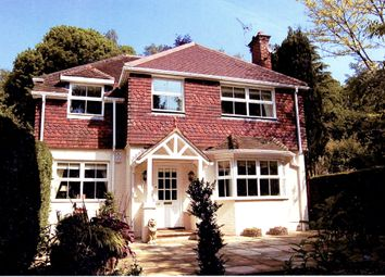 Thumbnail 4 bed detached house to rent in Blackheath Lane, Guildford